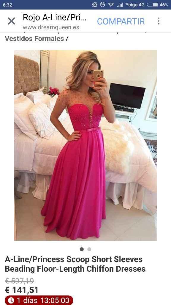 Vestido para invitada de boda - 3