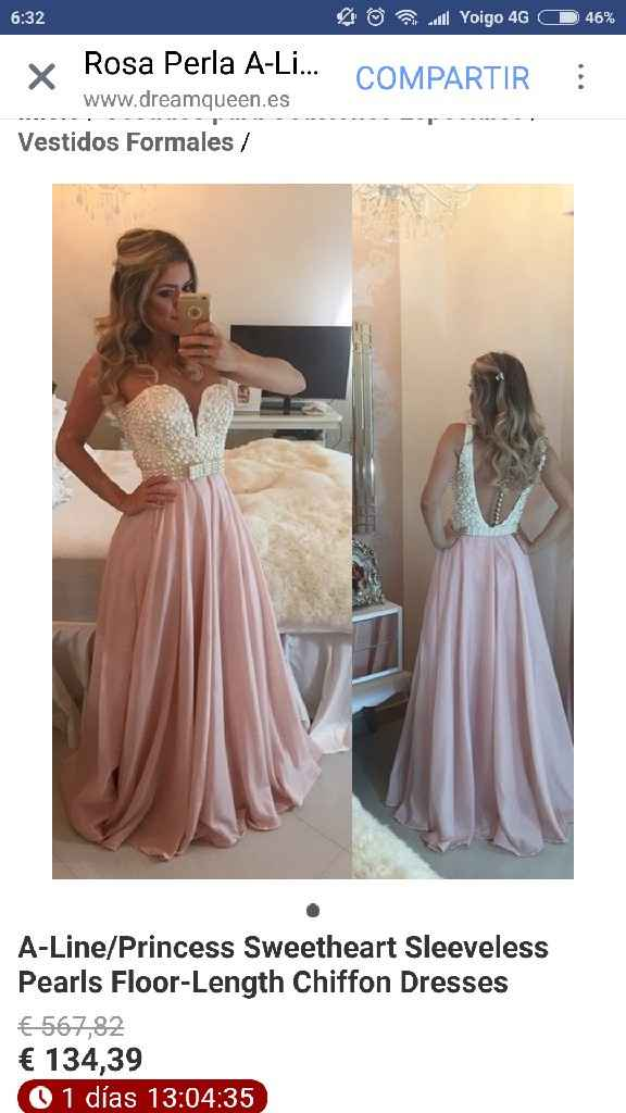 Vestido para invitada de boda - 4
