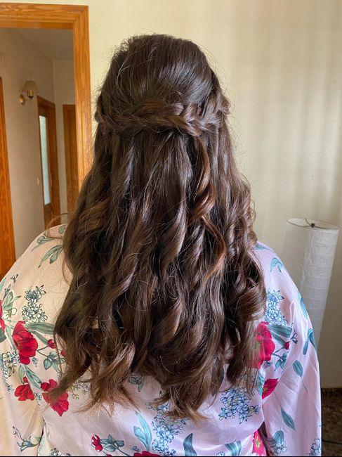 Prueba peinado ✨ 3