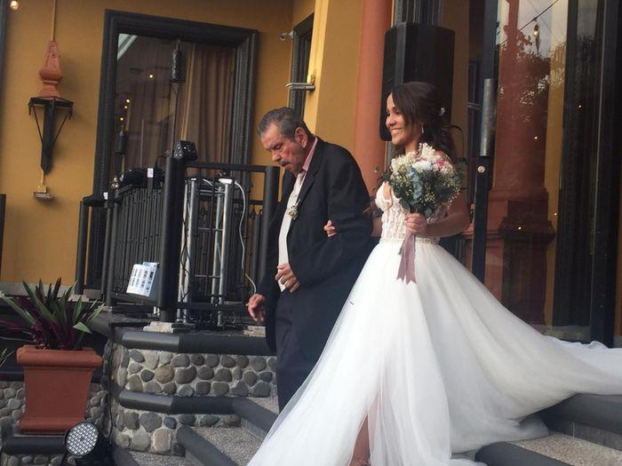 Hace 8 días tuvimos la boda de nuestros sueños 1