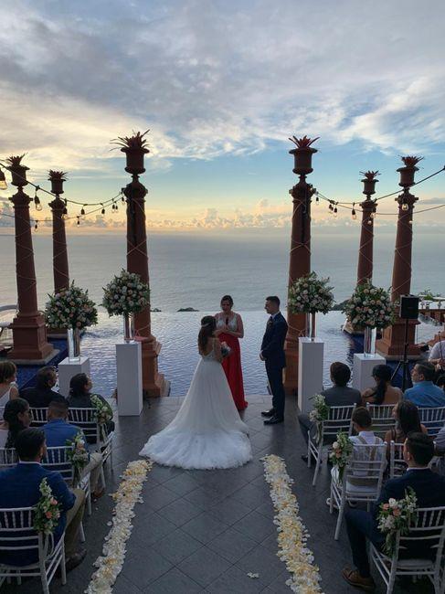 Hace 8 días tuvimos la boda de nuestros sueños 3
