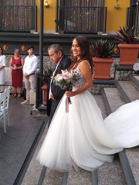 Hace 8 días tuvimos la boda de nuestros sueños 5