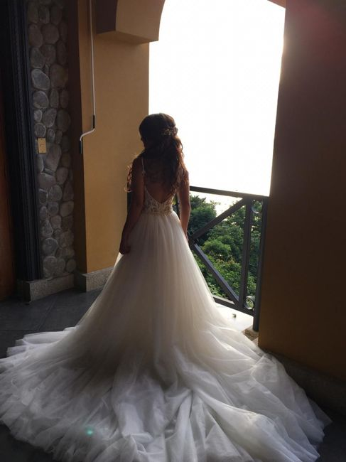 Hace 8 días tuvimos la boda de nuestros sueños 6