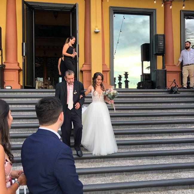 Hace 8 días tuvimos la boda de nuestros sueños 7