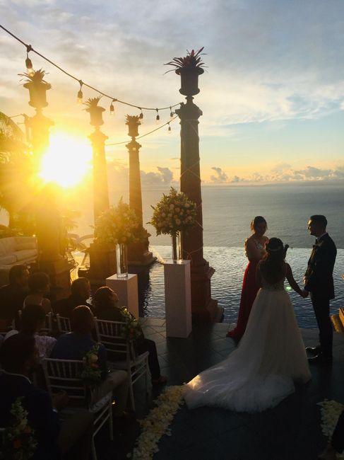 Hace 8 días tuvimos la boda de nuestros sueños 9