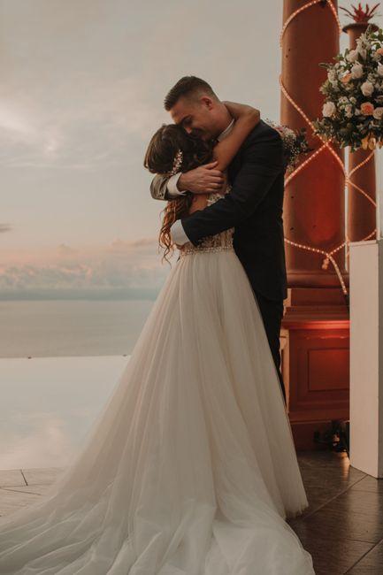 Toda la boda me sentí como subida en una nube ¿a alguna más le ha pasado? 11