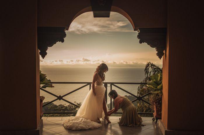 Toda la boda me sentí como subida en una nube ¿a alguna más le ha pasado? 16
