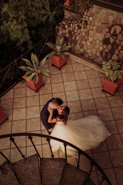 Toda la boda me sentí como subida en una nube ¿a alguna más le ha pasado? 17