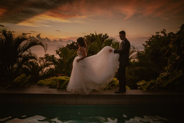 Toda la boda me sentí como subida en una nube ¿a alguna más le ha pasado? 20