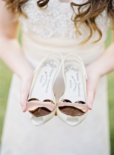 39 zapatos planos para novias - 3