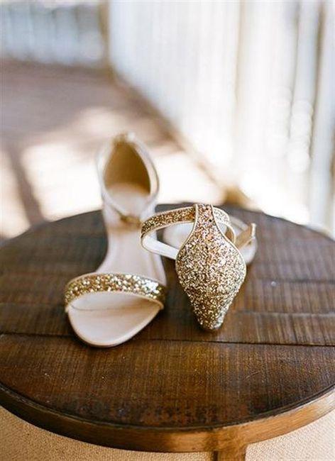 39 zapatos planos para novias - 7