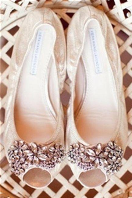 39 zapatos planos para novias - 8