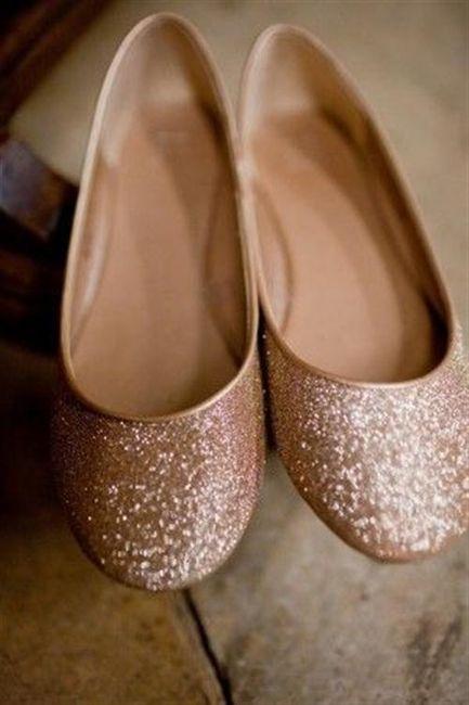 39 zapatos planos para novias - 14