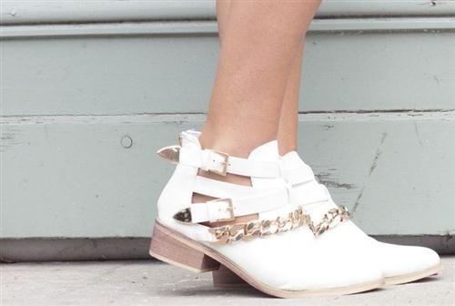 39 zapatos planos para novias - 23
