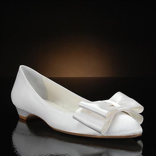39 zapatos planos para novias - 25