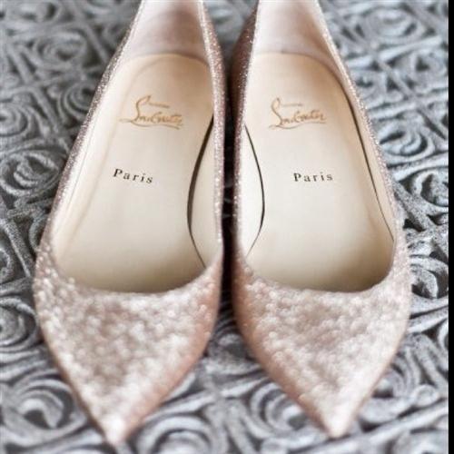 39 zapatos planos para novias - 31