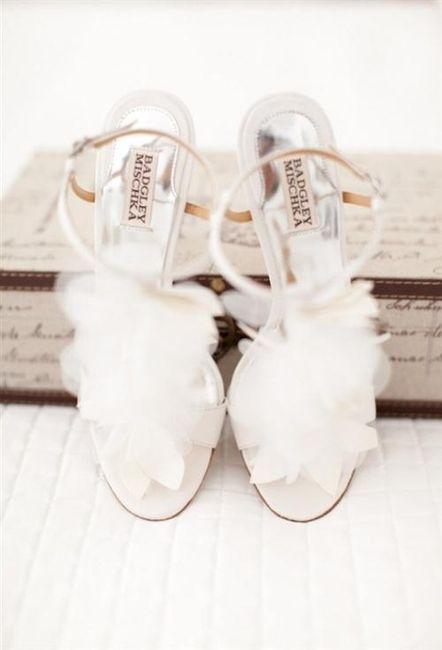 39 zapatos planos para novias - 32