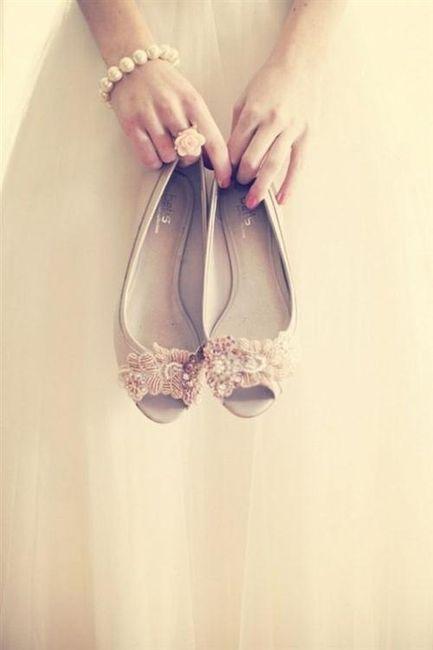 39 zapatos planos para novias - 35