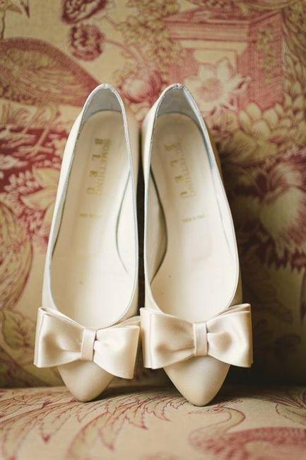 39 zapatos planos para novias - 38