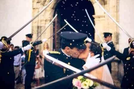 Beso iglesia
