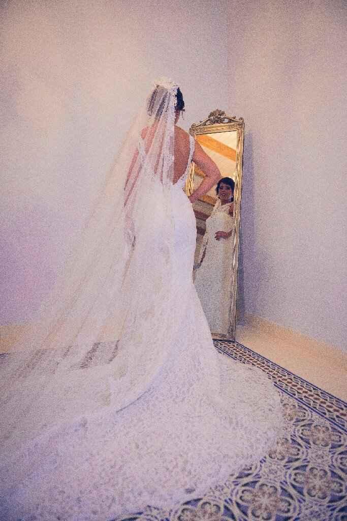 Chicas con vestido la sposa - 1