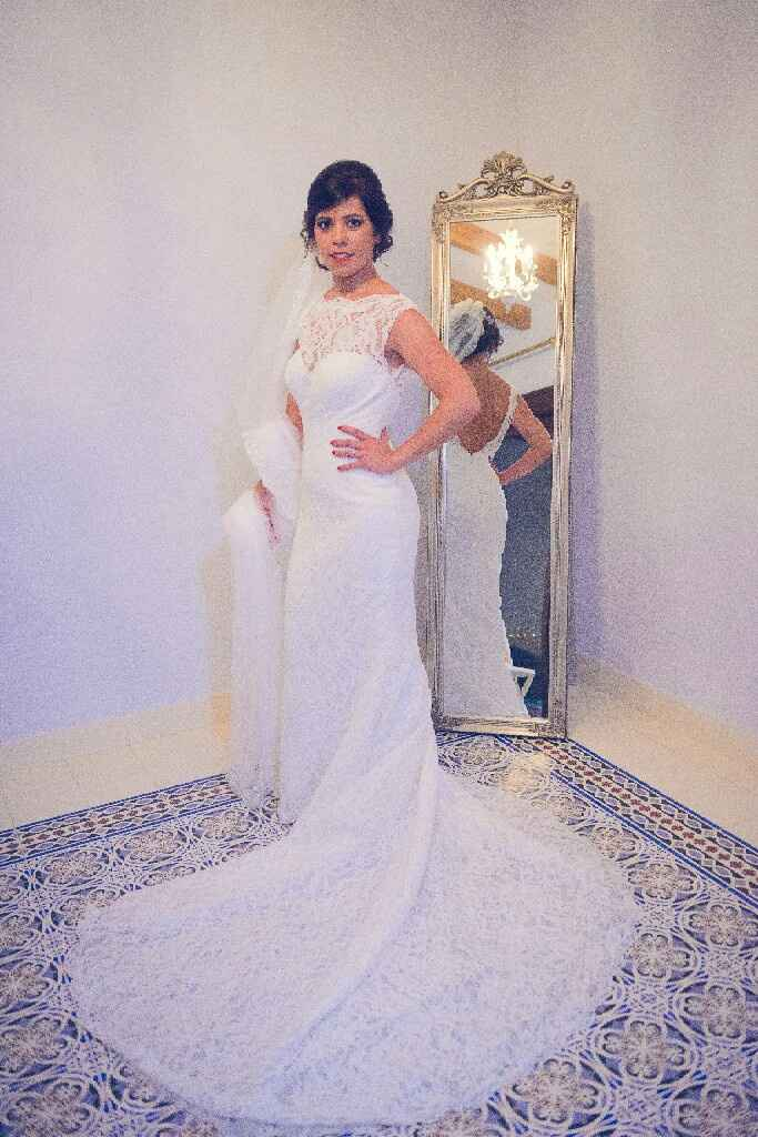 Chicas con vestido la sposa - 2