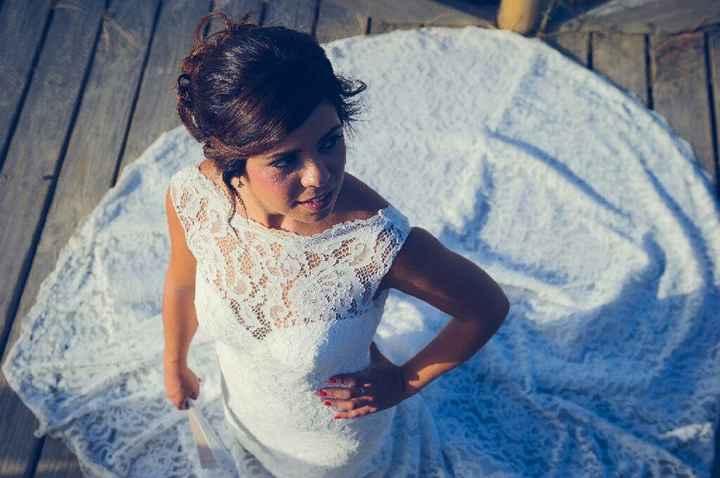 Chicas con vestido la sposa - 3