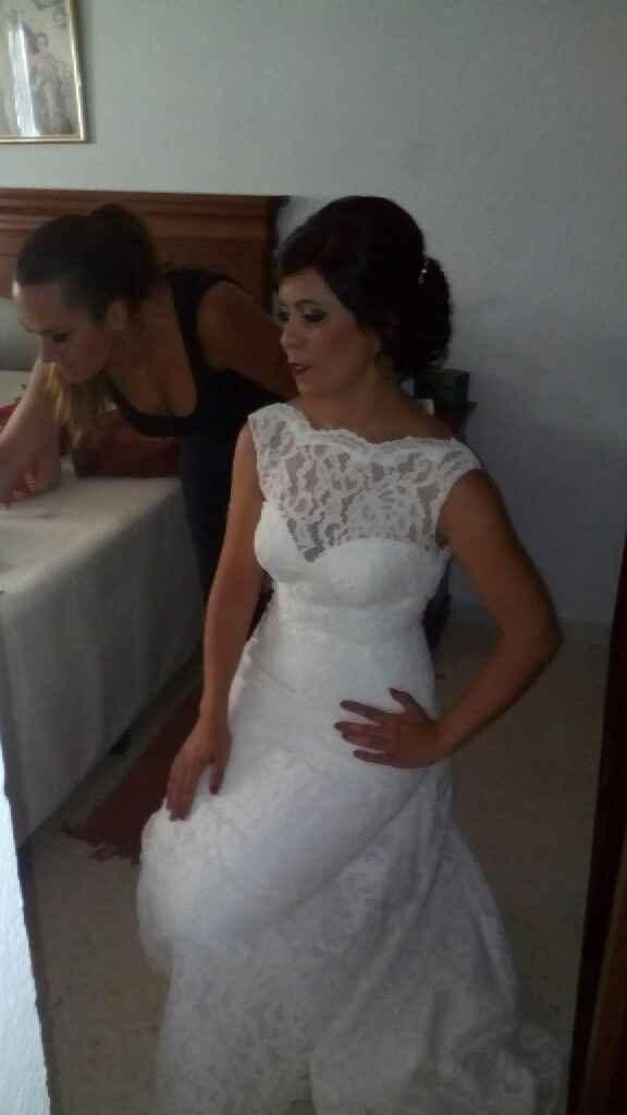 Chicas con vestido la sposa - 4
