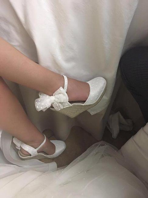 ¿zapatos o cuñas? 2