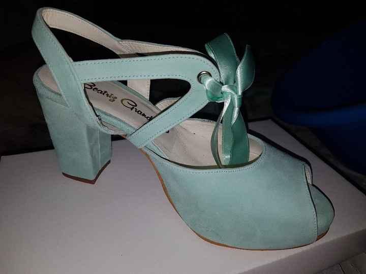 Un color para... ¡los zapatos! - 1