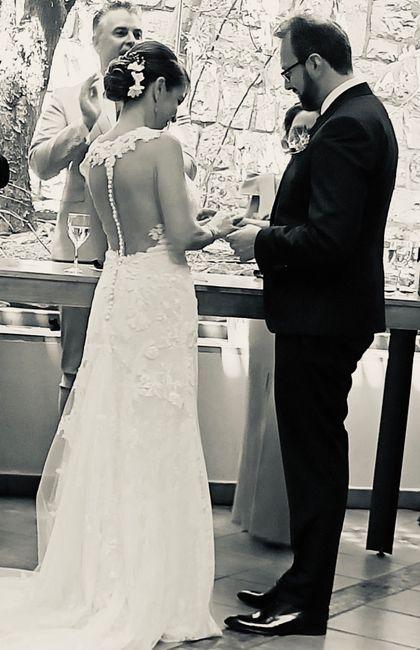 ¿Con cuántos ❤️ valoras el día de tu boda? 14
