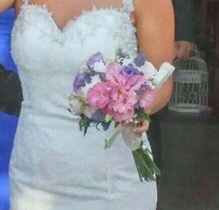 De que color vais a llevar vuestro ramo de novia? - 1
