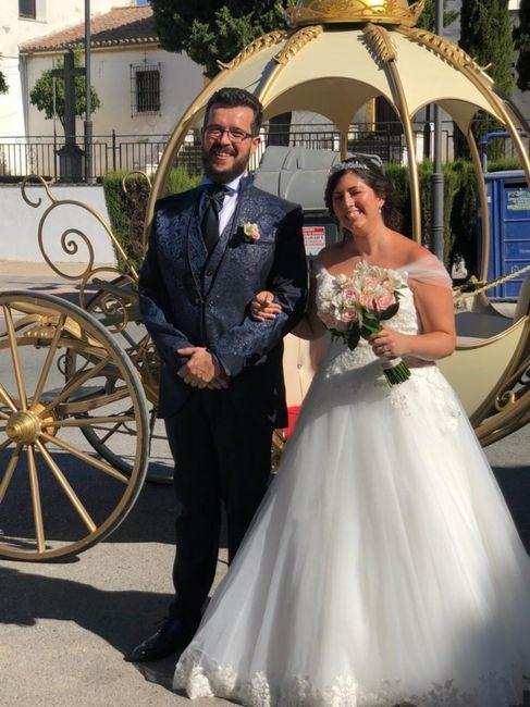 ¿Con cuántos ❤️ valoras el día de tu boda? 5