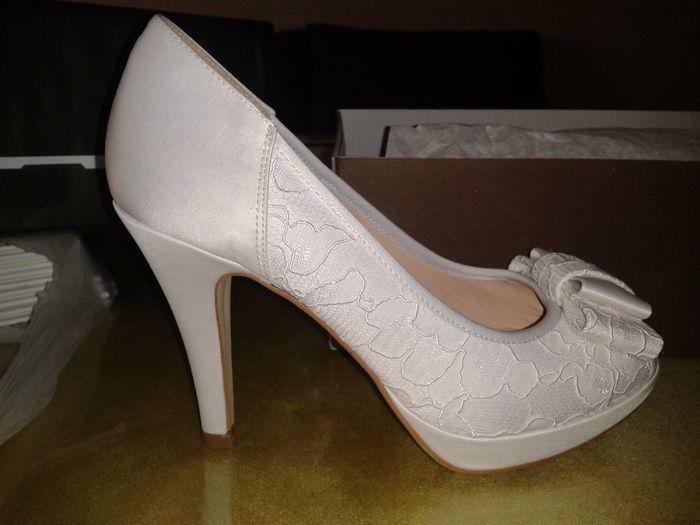 54a11ca3494 Zapatos !!! - Albacete - Foro Bodas.net