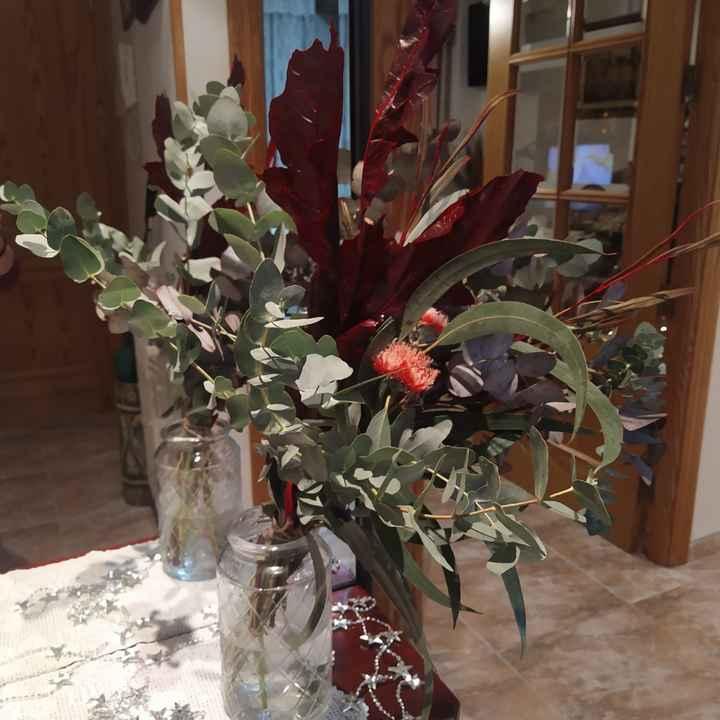 Ramo de novia con flores secas - 2