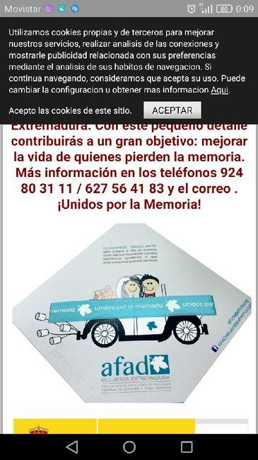 Pulseras Solidarias Alzheimer 6