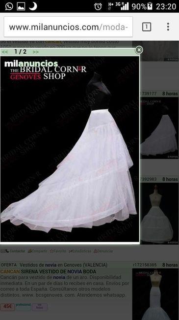 Milanuncios vestidos de novia en valencia