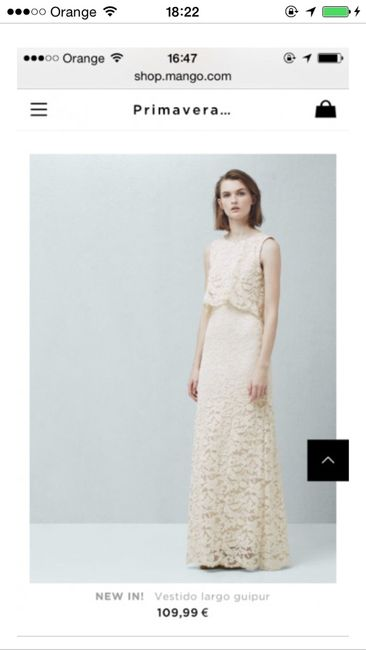 En busca de vestido para boda civil - Valencia - Foro Bodas.net