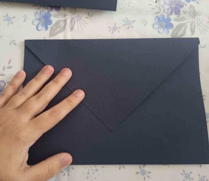 Mini tutorial en fotos de hacer sobres con bolsillo - 6