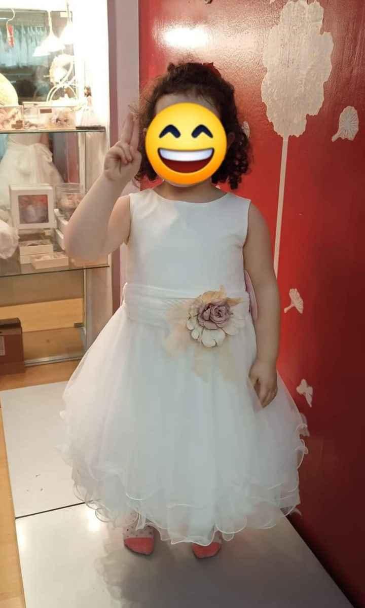 Ya tenemos mini vestido - 1