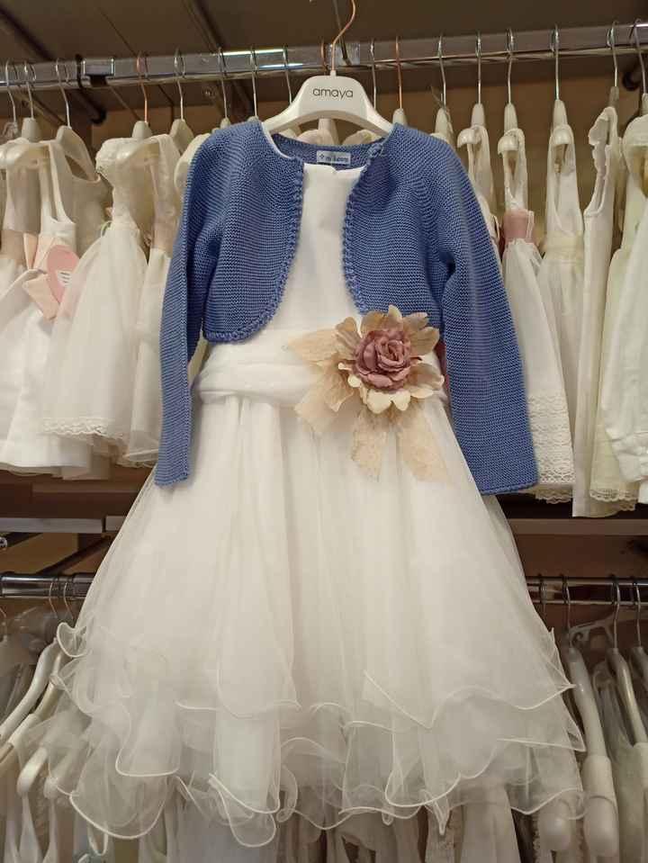 Ya tenemos mini vestido - 2