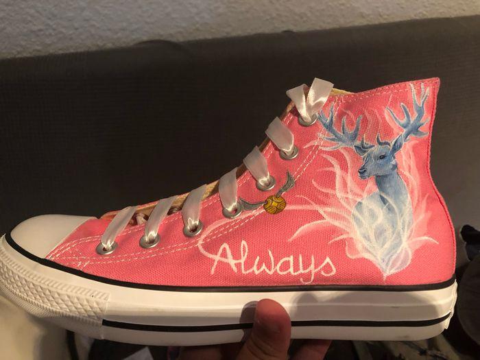 Mis zapatillas! - 2