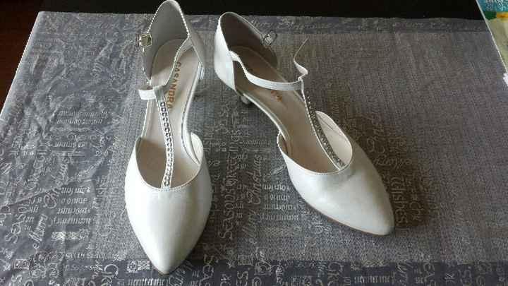 Ya tengo mis zapatos! - 1