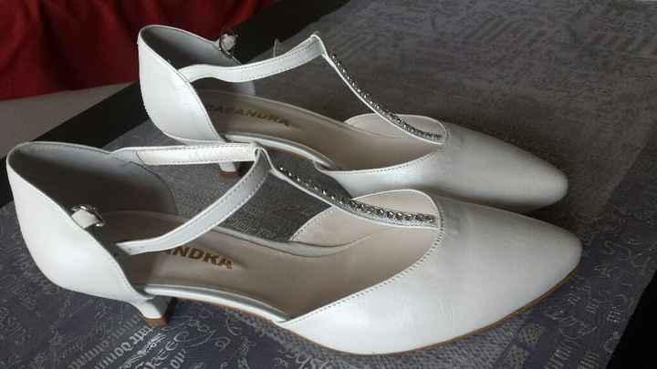 Ya tengo mis zapatos! - 2