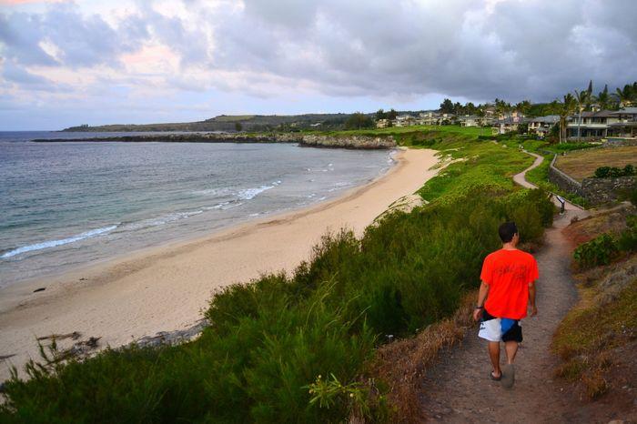 Playa en Maui