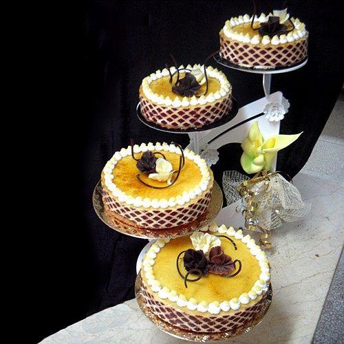 ¿De qué sabor te gustaría que fuera la tarta nupcial? 2
