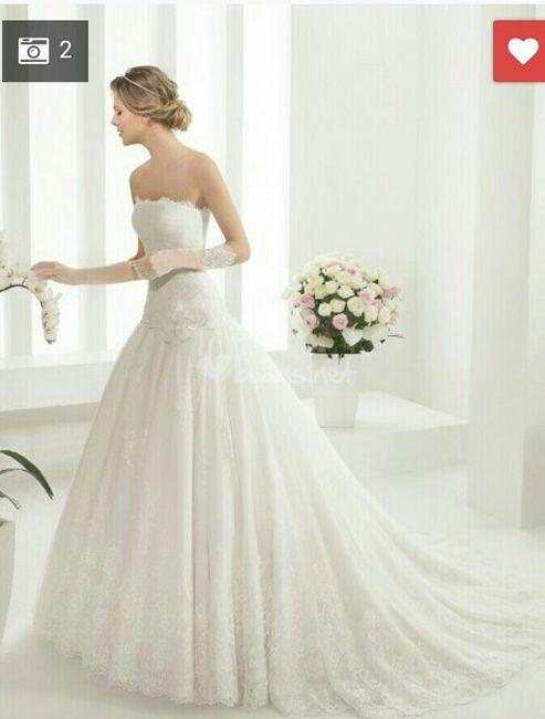 mismo vestido, diferente firma (pegasus-alma novia y olot-aire