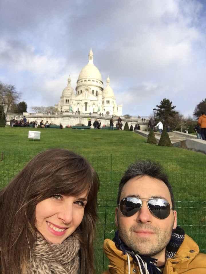 Entradas Torre Eiffel - 2
