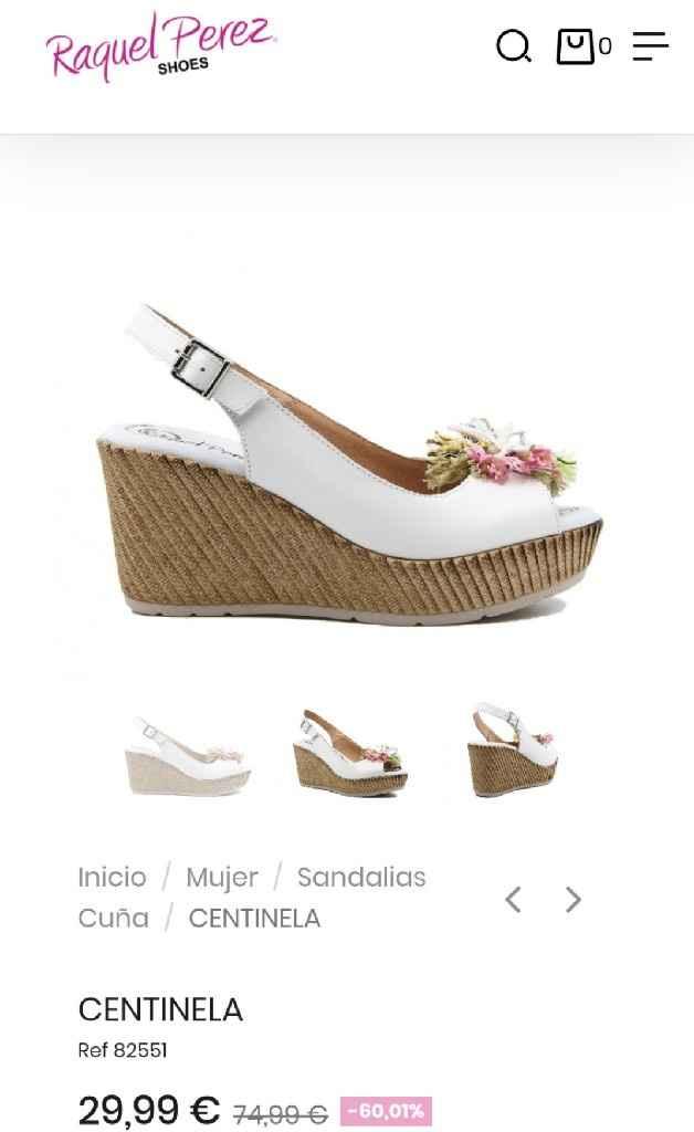 Zapatos de color - 1