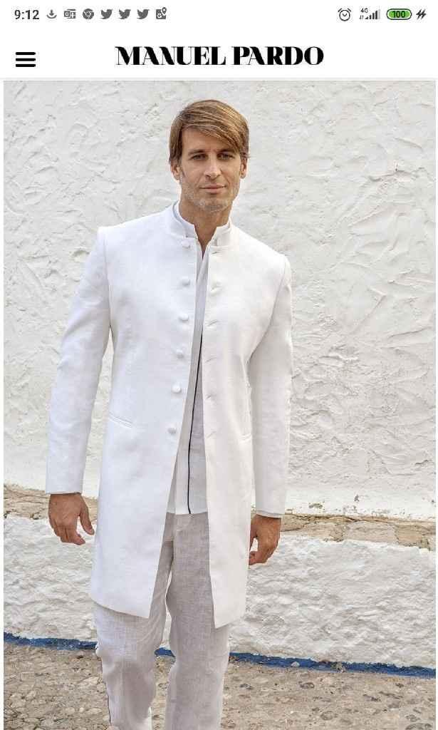 Moda para hombre diferente - 1